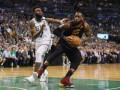 НБА: Селтикс победил Кавальерс и снова повел в серии