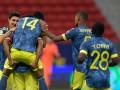 Колумбия - Перу 3:2 видео голов и обзор матча Кубка Америки-2021