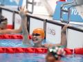 Мерешко победила в плавании на Паралимпиаде-2020