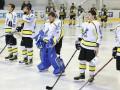 Хоккеисты Днепра оказали первую помощь детям, попавшим в ДТП