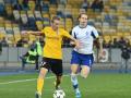 Динамо в непростом матче обыграло Александрию