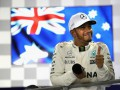 Хэмилтон: Благодарен Феттелю за ошибку на Гран-при Сингапура