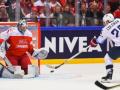 ЧМ по хоккею: Чехия победила в овертайме, США всухую обыграли Данию