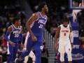 НБА: Детройт в овертайме обыграл Филадельфию, Клипперс уступили Новому Орлеану