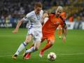 Динамо обыграло Скендербеу в стартовом матче Лиги Европы
