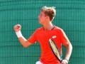 Белинский сыграет в финале юниорского чемпионата Европы