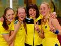Украина обыграла Россию и второй год подряд стала чемпионом зимнего Кубка Европы