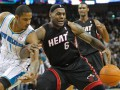 NBA: Шершни наказали звезд Майами