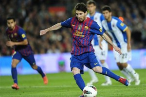Барселона переиграла Эспаньол