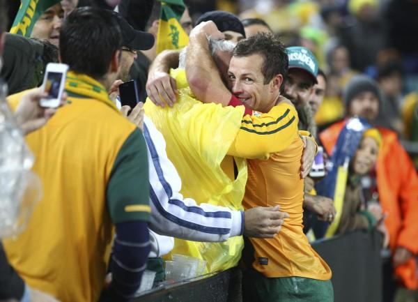 Австралия пробилась на Чемпионат мира