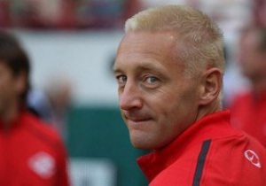 Спартак берет на сбор  40-летнего Андрея Тихонова