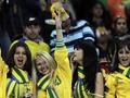 Австралийские болельщицы побили рекорд длительности просмотра футбольных матчей