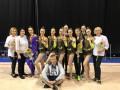 Украина завоевала серебро на этапе Кубка мира по художественной гимнастике