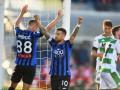 Аталанта - Сассуоло 4:1 видео голов и обзор матча Серии А