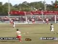 Людоед. Аргентинский голкипер укусил соперника за лицо