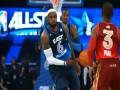 Матч всех звезд NBA: лучше от ЛеБрона Джеймса в режиме slow motion