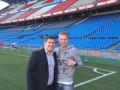 Официально: Украинский футболист перешел в Атлетико Мадрид