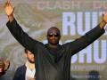 Уайт подал в суд на WBC