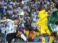 FIFA ищет владельца лазера с матча Аргентина - Нигерия