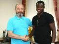 Динамо объявило о трансфере игрока Милана