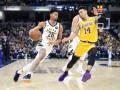 НБА: Атланта Леня уступила Нью-Йорку, Индиана справилась с Лейкерс