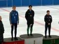 Украинец Бергин стал вторым в общем зачете турнира по шорт-треку в Венгрии