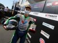 Украинский мотогонщик впервые в истории выиграл Суперпоул на чемпионате мира
