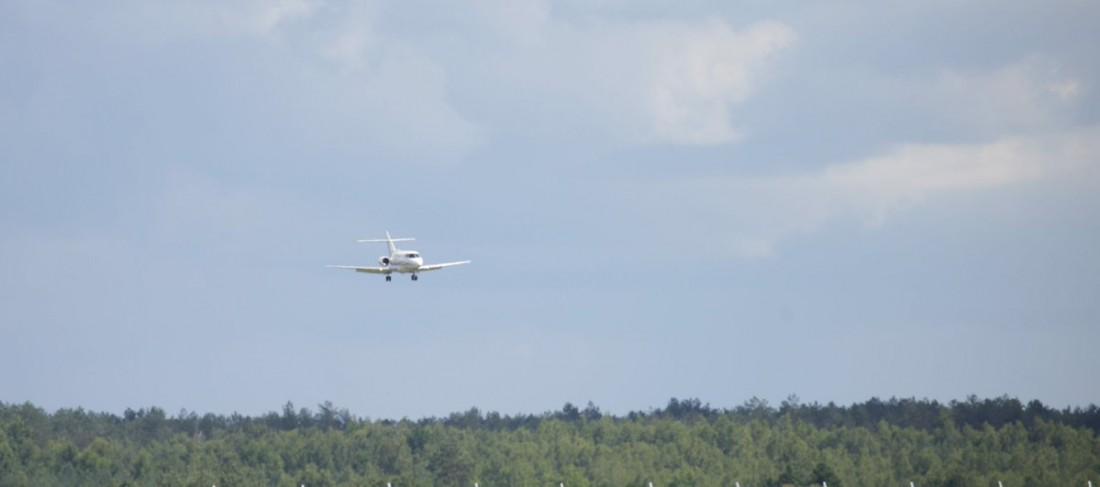 Частный самолет Диего Марадоны