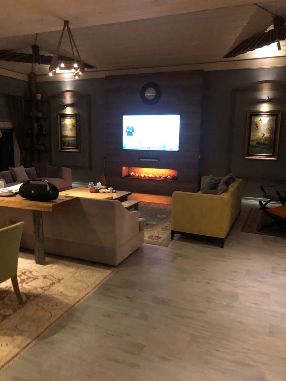 Роскошный особняк, в котором будет жить Диего Марадона