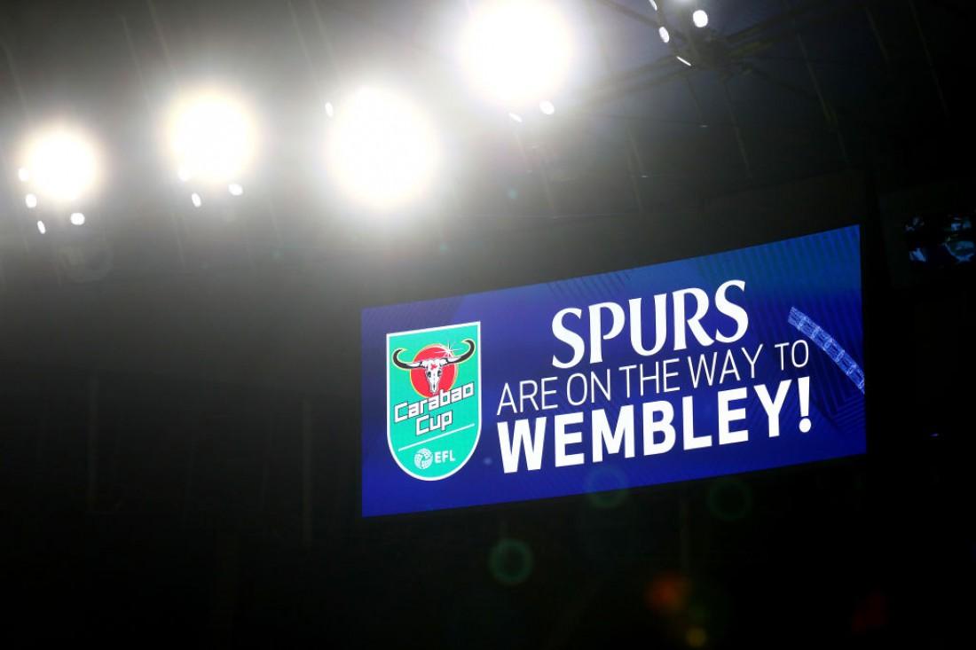 Тоттенхэм вышел в финал Кубка английской Лиги