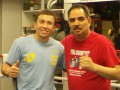Головкин перед боем с Альваресом тренирует скоростной бокс