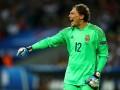 Пятов попал в топ-5 лучших игроков сборных по версии УЕФА