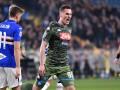 Сампдория - Наполи 2:4 видео голов и обзор матча Серии А