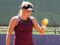 Козлова не сумела пробиться в финал турнира в Венгрии