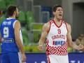 Украина сыграет с Хорватией в четвертьфинале Евробаскета