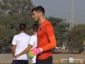 Бойко провел первую тренировку в Малаге
