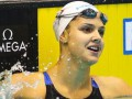 Плавание: Украинка Зевина с первого места вышла в финал чемпионата мира