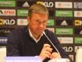 Хацкевич: Перед Динамо стоит задача выйти из группы с первого места