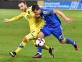 Украина одержала крупную победу над Косово