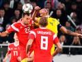 Россия - Швеция 0:0 обзор матча Лиги наций