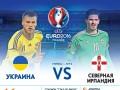 Украина - Северная Ирландия: Анонс матча Евро-2016