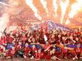 Ливерпуль - чемпион: яркие фото с награждения