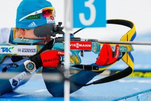 Стал известен состав сборной Украины на женский спринт в Анси