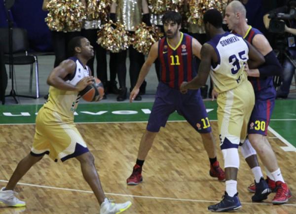 Будиельник не смог обыграть Барселону