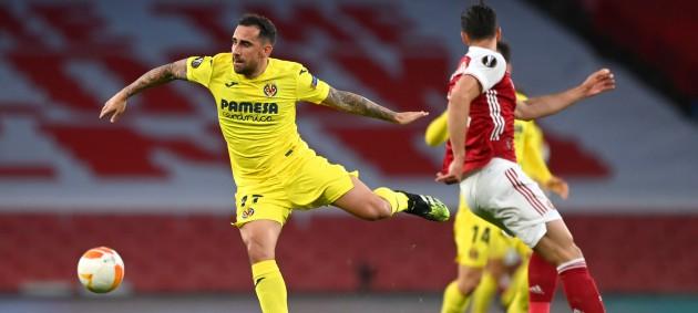 Вильярреал сыграл вничью с Арсеналом и вышел в финал Лиги Европы