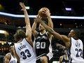 NBA: Жинобили вернулся