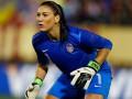 Вратарь женской сборной США обвиняется в избиении своей сестры и племянника