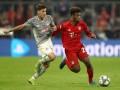 Бавария обыграла Олимпиакос и первой вышла в плей-офф Лиги чемпионов
