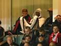 Погба наблюдал за неудачей МЮ с трибуны и покинул стадион до финального свистка