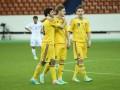 Молодежная сборная Украины выиграла свою группу на Кубке Содружества